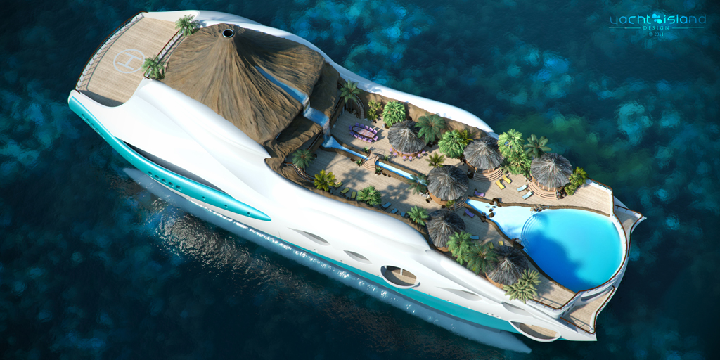 """Яхтата """"Tropical Island"""""""