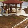 Озеленяване на двор с градина в с. Подгумер - преди