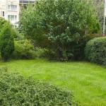 Озеленяване на пространство пред бизнес сграда на бул. Тодор Каблешков
