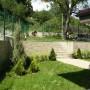Бистрица - засаждане на декоративна растителност